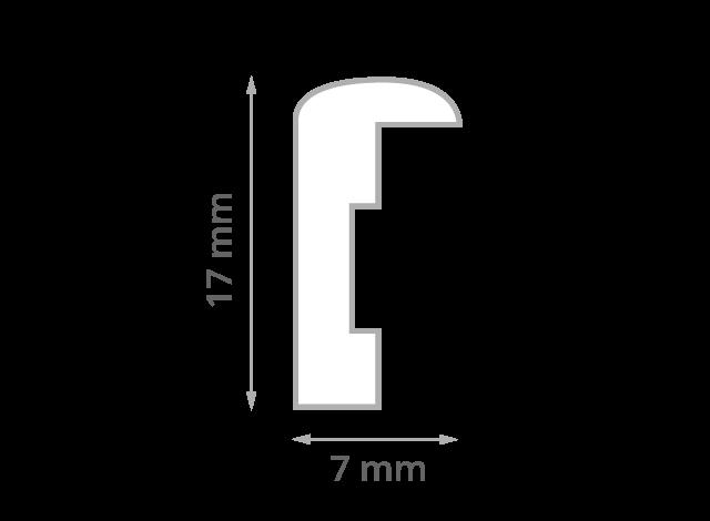 Puzzle-Rahmen Profil
