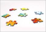 4. Puzzleteile sortieren